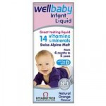 Vitabiotics Wellbaby Infant Liquid – 150ml