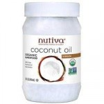 Nutiva Organic Extra Virgin Coconut Oil – 444ml