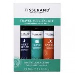 Tisserand Travel Survival Kit