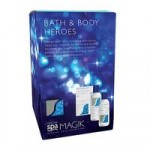 Dead Sea Spa Magik Bath and Body Heroes Gift Set