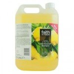 Faith in Nature Lemon & Tea Tree Anti-Dandruff Shampoo – 5L
