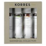 Korres Shower Gel Collection