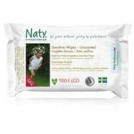 Nature Babycare ECO Sensitive Baby Wipes – Unscented Travel Pack
