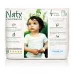 Naty by Nature Babycare Pull Up Pants: Size 4 Maxi/Maxi Plus