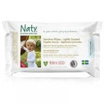 Nature Babycare ECO Sensitive Baby Wipes – Lightly Scented