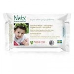 Naty by Nature Babycare Sensitive Baby Wipes – Unscented