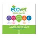 Ecover Classic Dishwasher Tablets XL – 70 tablets