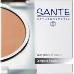 Sante Compact Powder (golden beige)