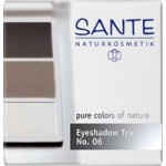 Sante Eyeshadow Trio (smokey eyes)