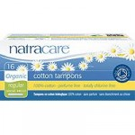 Natracare Organic Cotton Applicator Tampons (Regular (16))