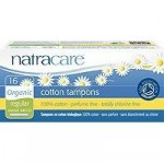 Natracare Organic Cotton Applicator Tampons (Super (16))