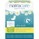 Natracare Ultra Natural Pads (Long with Wings (10))