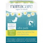 Natracare Ultra Natural Pads (Regular with Wings (14))
