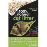 Natural & Clean – 100% Natural Cat Litter