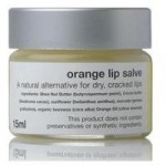 Simply Soaps Orange Lip Balm