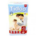 Tidoo Night and Day Nappies – Maxi Size 4 (7-18kg)