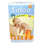 Tidoo Night and Day Nappies – Midi Size 3 (4-9kg)