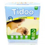 Tidoo Night and Day Nappies – Mini Size 2 (3-6kg)