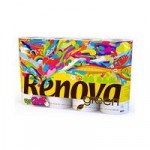 Renova Green 100% Recycled Toilet Paper – 12 pack